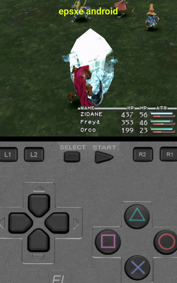 Final Fantasy IX [U] (Disc 1) (v1 0) ISO < PSX ISOs